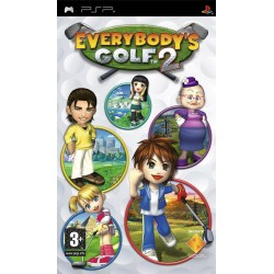 Everybodys Golf 2-psp
