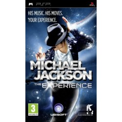 Michael Jackson The Experience-psp