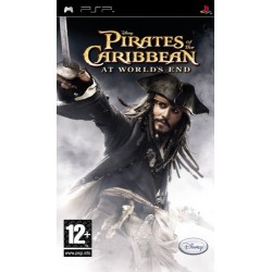 Pirates of the Caribbean At Worlds End-psp