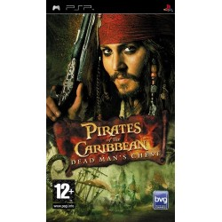 Pirates of the Caribbean Dead Mans Chest-psp