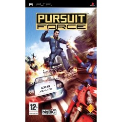 Pursuit Force-psp