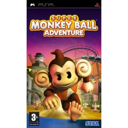 Super Monkey Ball Adventures-psp