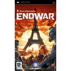 Tom Clancys End War-psp