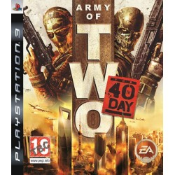 Army of Two: The 40th Day-ps3-bazar