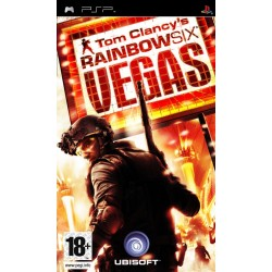 Tom Clancys Rainbow Six Vegas-psp