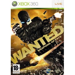 Wanted: Weapons of Fate-x360-bazar