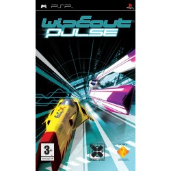 Wipeout Pulse-psp