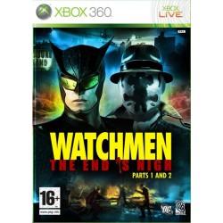 Watchmen: The End is Nigh-x360-bazar