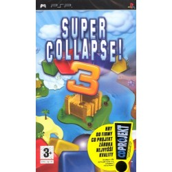 Super Collapse 3-psp