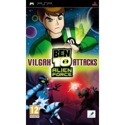 Ben 10: Alien Force - Vilgax Attacks-psp-bazar