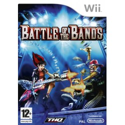 Battle of the Bands-wii