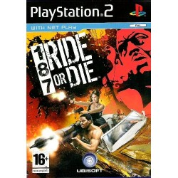 187 Ride or Die-ps2-bazar