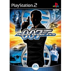 007: Agent Under Fire-ps2-bazar