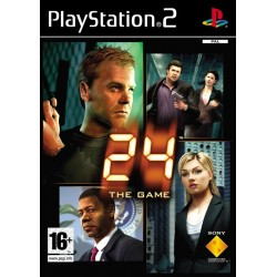 24 the Game-ps2-bazar