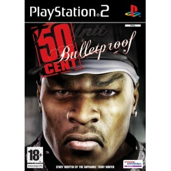 50 Cent Bulletproof-ps2-bazar