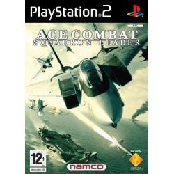 Ace Combat Squadron Leader-ps2-bazar
