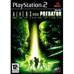 Aliens vs. Predator Extinction-ps2-bazar