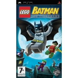 LEGO Batman : The Videogame-psp
