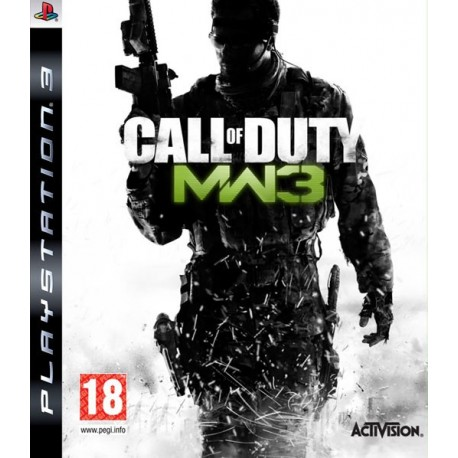 Call of Duty: Modern Warfare 3 (Project Colossus)-ps3-bazar