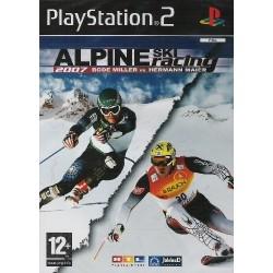 Alpine Ski Racing 2007-ps2-bazar