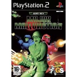 Army Men Major Malfunction-ps2-bazar