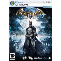 Batman Arkham Asylum - Best Games-pc