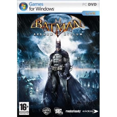 Batman Arkham Asylum - Best Games-pc