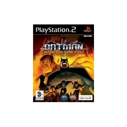 Batman: Rise of Sin Tzu-ps2-bazar