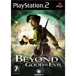 Beyond Good and Evil-ps2-bazar