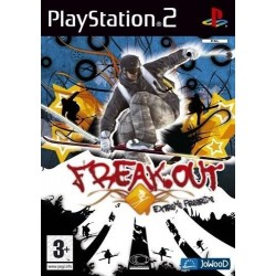 Freak Out-ps2
