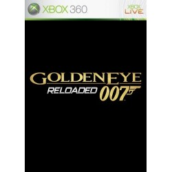 007 GoldenEye: Reloaded -x360-bazar