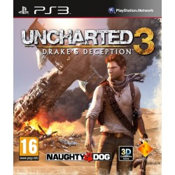 Uncharted 3: Drake´s Deception - 3D