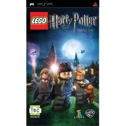LEGO Harry Potter: Years 1-4-psp