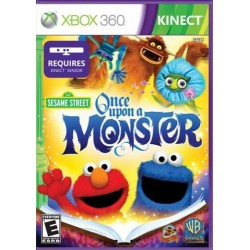 Sesame Street: Once Upon a Monster-x360