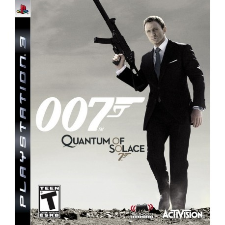 Quantum of Solace: The Game-ps3-bazar