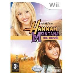 Hannah Montana The Movie-wii