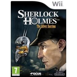 Sherlock Holmes: The Silver Earring-wii