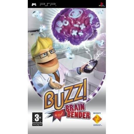 Buzz!  Brain Bender-psp-bazar