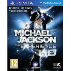 Michael Jackson The Experience  -ps-vita