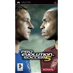 Pro Evolution Soccer 5-psp-bazar
