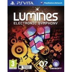 Lumines Electronic Symphony -ps-vita