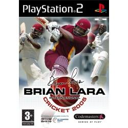 Brian Lara International Cricket 2005-ps2-bazar