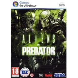 Aliens vs Predator -pc