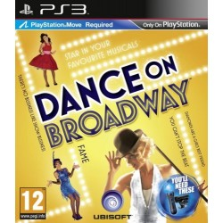 Dance on Broadway-ps2