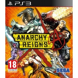 Anarchy Reigns-ps3-bazar