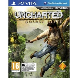 Uncharted: Golden Abyss-ps-vita-bazar