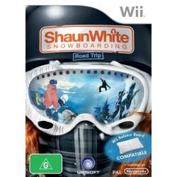 Shaun White Snowboarding: Road Trip-wii-bazar