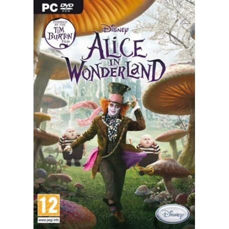 Alice in Wonderland  -pc