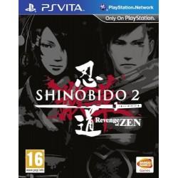 Shinobido 2: Revenge of Zen-PS VITA-BAZAR