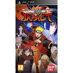 Naruto Shippuden: Ultimate Ninja Impact-psp